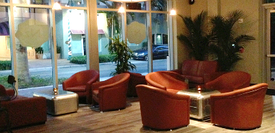 N2 Winebar Is Located At The Hyatt Place In Arts District Of Pineapple Grove