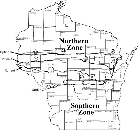 2010 Survey Map