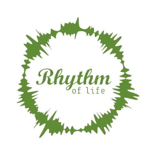 Rhythm of life logo
