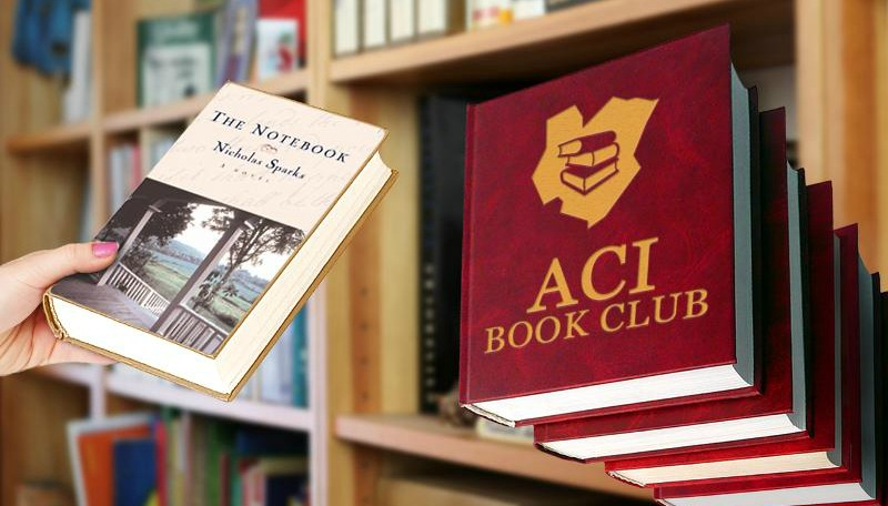 ACI book club banner