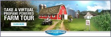 Propaneville Farms banner