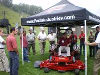 PERC Marketer Technology Training demonstration in Thompsonville, Mich., July 23, 2010