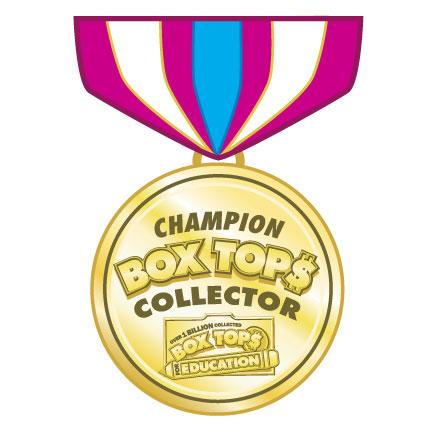 Champion Box Top collector