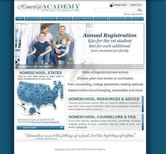 New HLA website