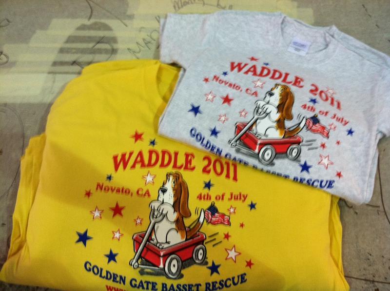 Waddle2011 TShirts