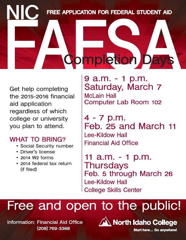FASA Completion Days