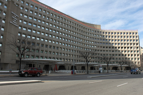 HUD Headquarters Building. Photo by Flickr user joseph a.
