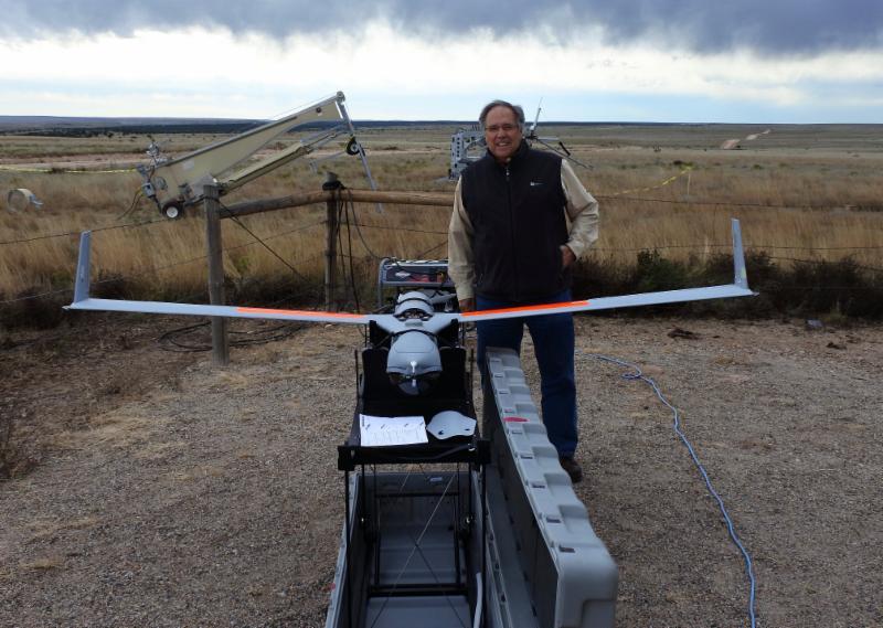 Seeing the Future -- FAA's UAS Pathfinder Program