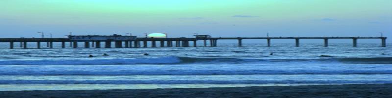 OB pier shot
