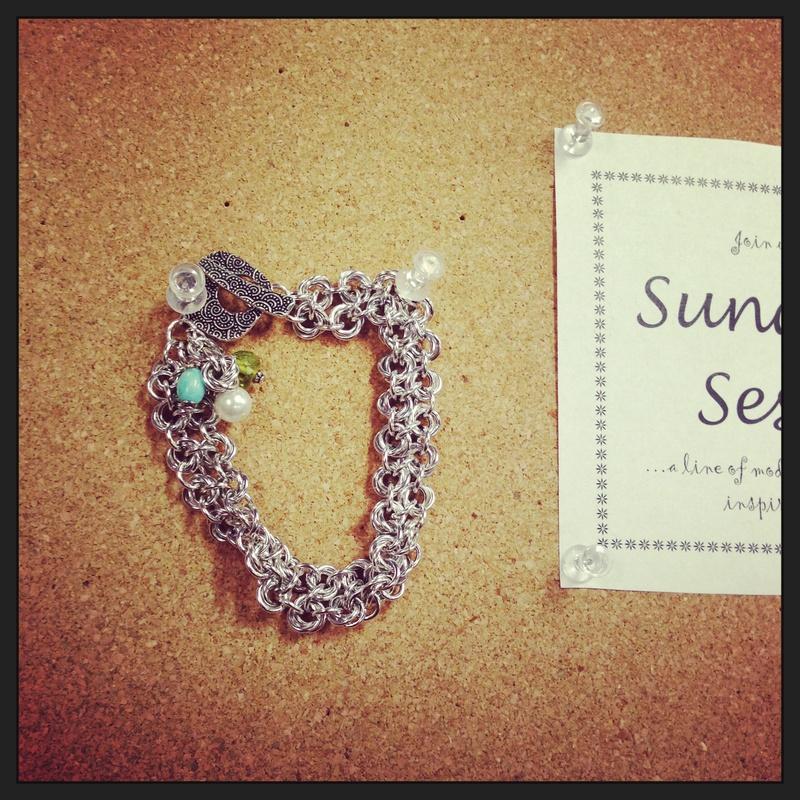 Rose Vine Bracelet