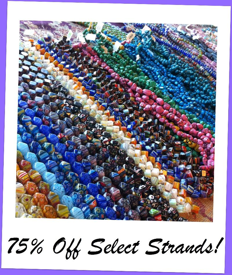Clearance Strands