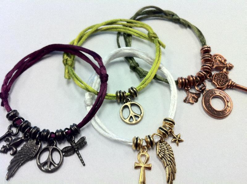 Coachella Charm Bracelets