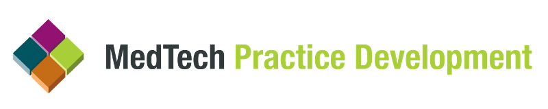 MT Practice Development Logo and Name