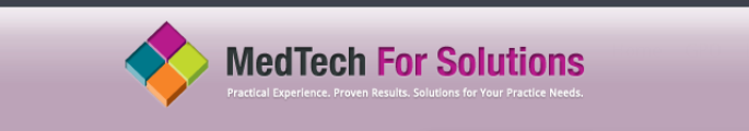MedTech For Solutions, Inc