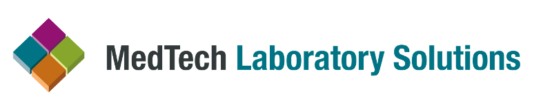 MT Lab Solutions Logo and Name