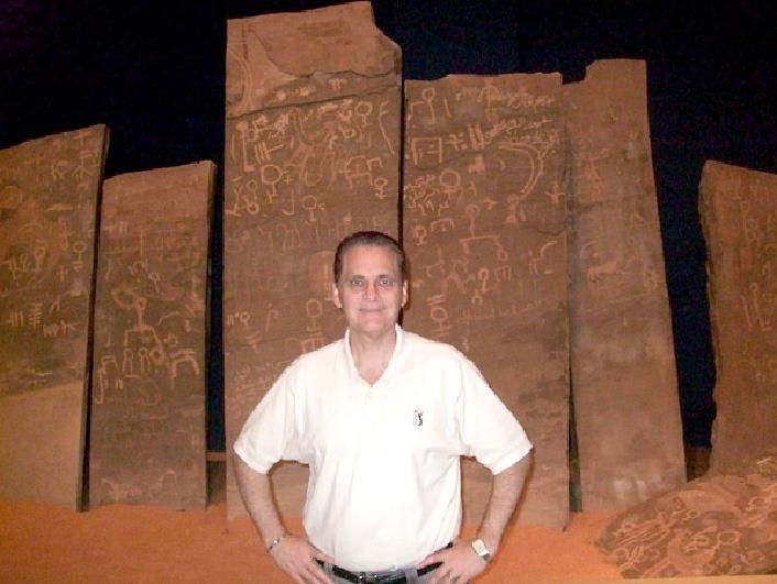 George in Peru