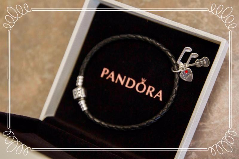 PHOTO:  Music Pandora Bracelet