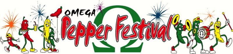 Omega Pepper Festival