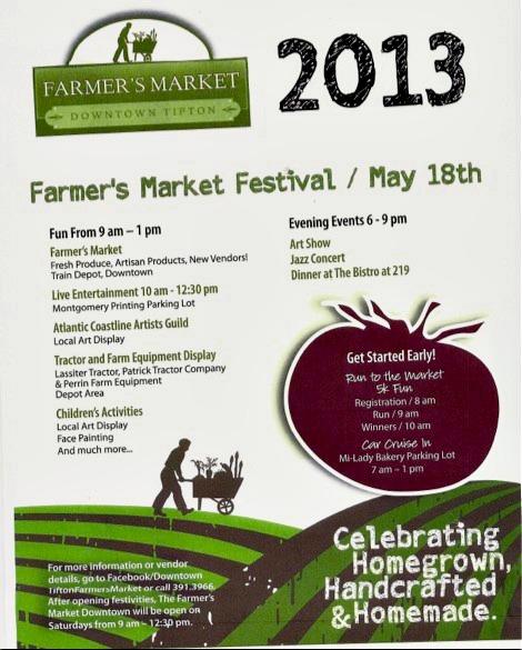 Downtown Market flyer