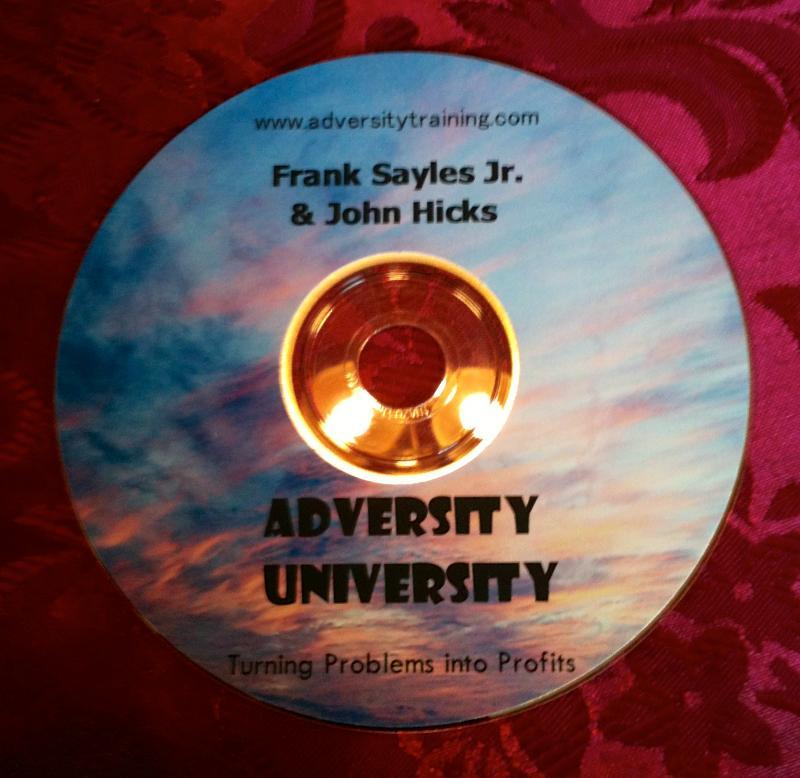 Adversity University disc