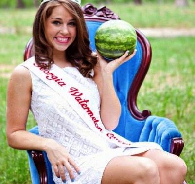 Ga Watermelon Queen