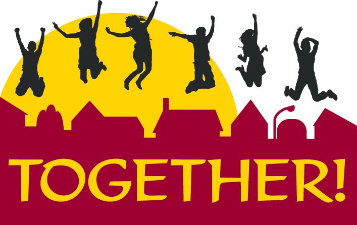 TOGETHER! logo