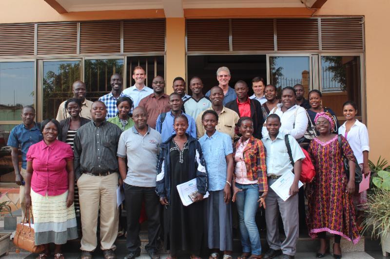 Uganda 2014 conference
