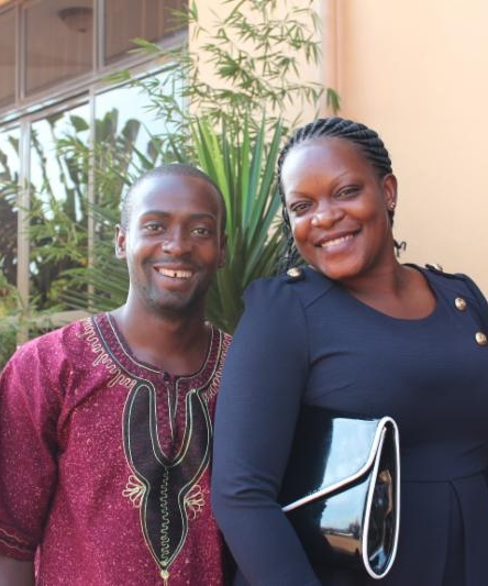 Dr. Mwatha and Prim