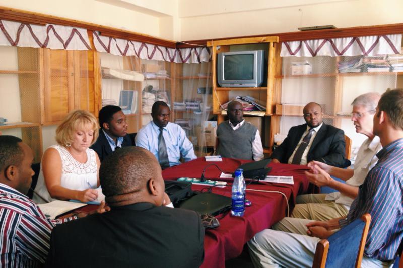 Vihiga, Kenya medical leaders
