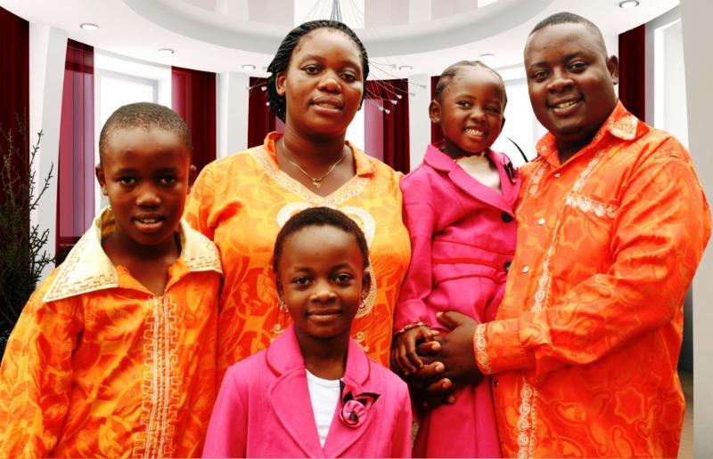 Pastor Emmanuel Family