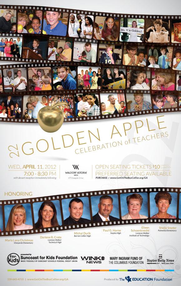 2012 Golden Apple