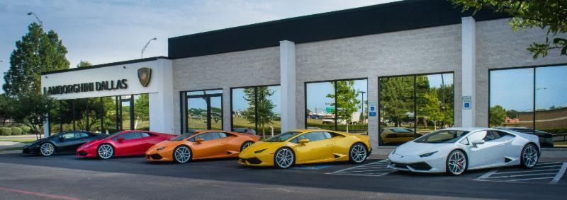 Lamborghini dealer atlanta