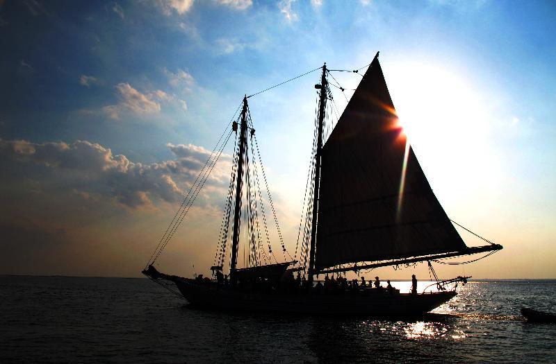 mystic sailboat