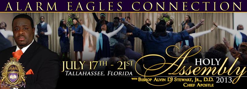 2013 Holy Assembly July 17-21 at ALARM International
