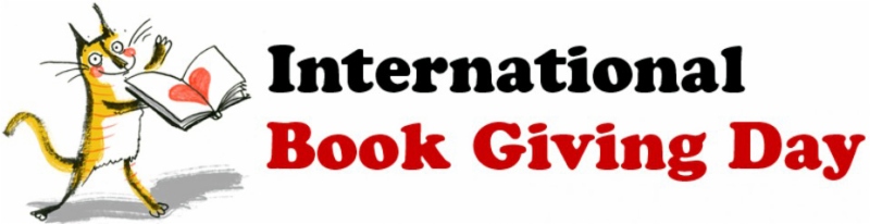Internations Bookk Giving Day