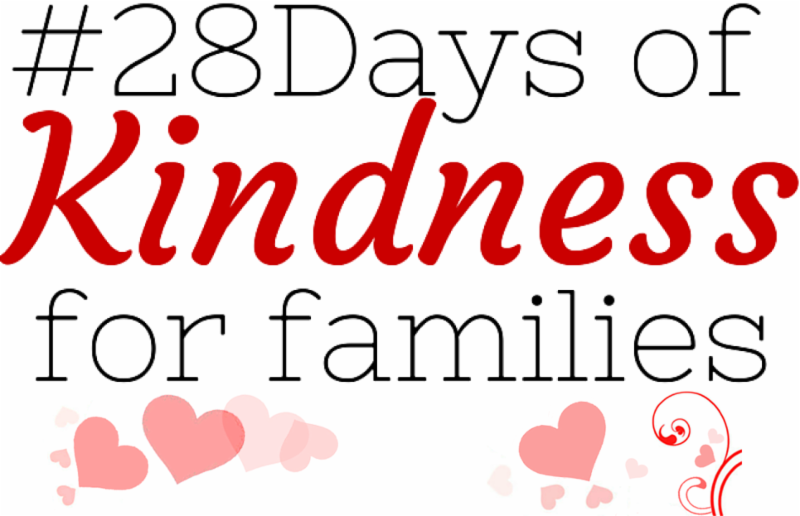 28 Days of Kindness