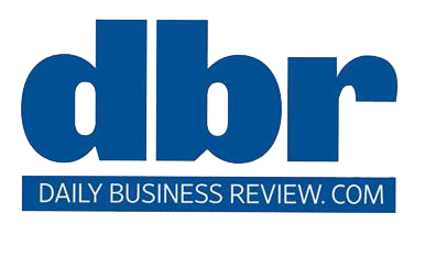 Daily Business Review Transparent