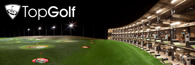 Top Golf Event July 2014