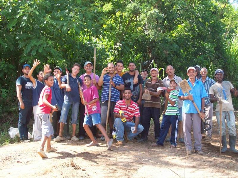 CCF water project 2