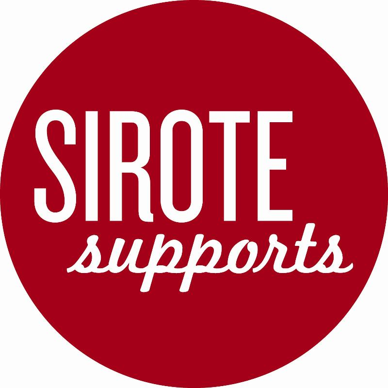 Sirote Supports Logo