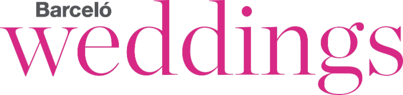 Barcelo                                                            Weddings Logo