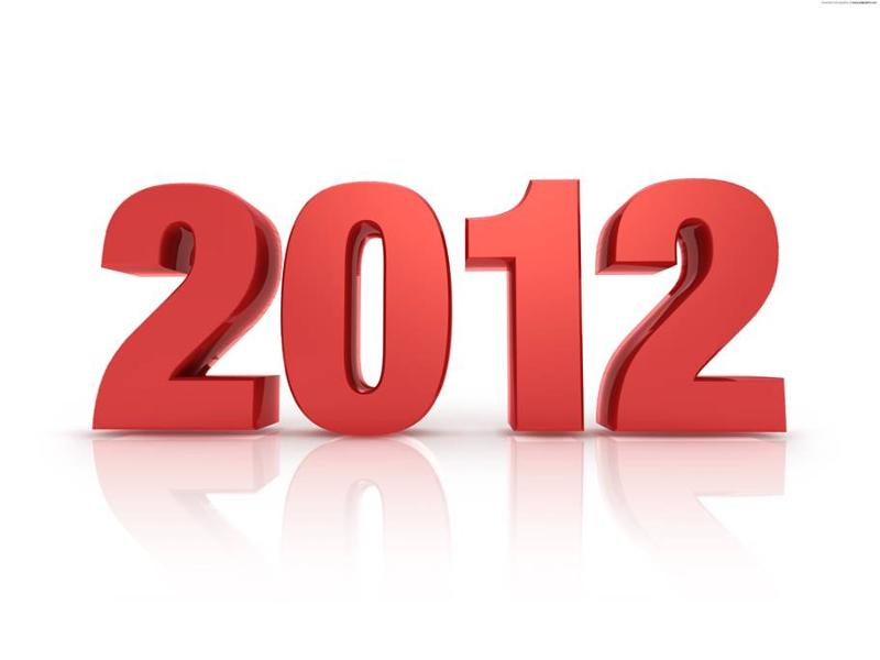 New Year 2012