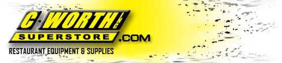 C Worth Superstore Logo
