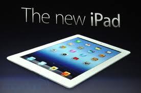 Apple iPad Hi Def