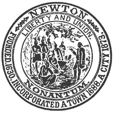 City of Newton seal