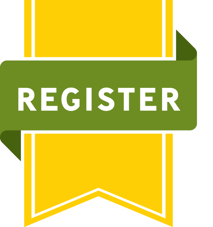 Register Button Yellow Large