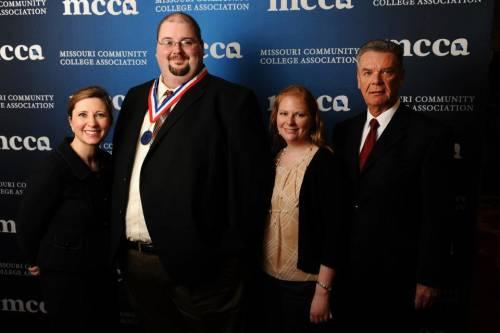 MCCA-- all academic team  dickinson