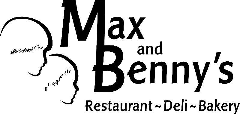 Max and Benny's Logo