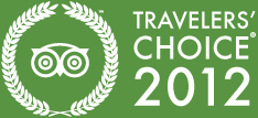 TripAdvisor Travelers Choice 2012