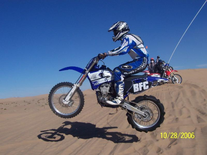 RV Vacation Idea: Glamis Dunes!